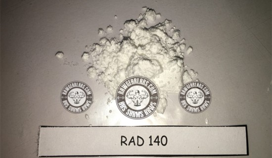 Rad-140 Powder Testolone Powder Raw RAD 140 SARMs
